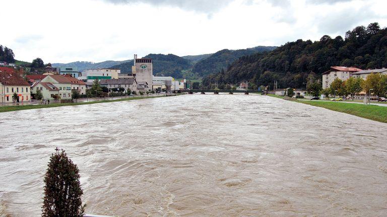 Photo of الفيضانات تجتاح العاصمة السلوفينية