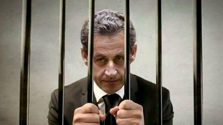 Photo of السجن لساركوزي بتهمة التمويل غير القانوني