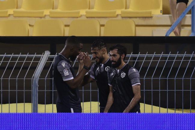 Photo of نادي قطر يفوز على الغرافة بثنائية نظيفة