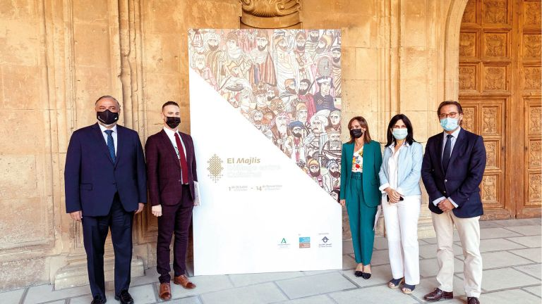 Photo of معرض «المجلس – حوار الثقافات» يحطّ الرحال في إسبانيا