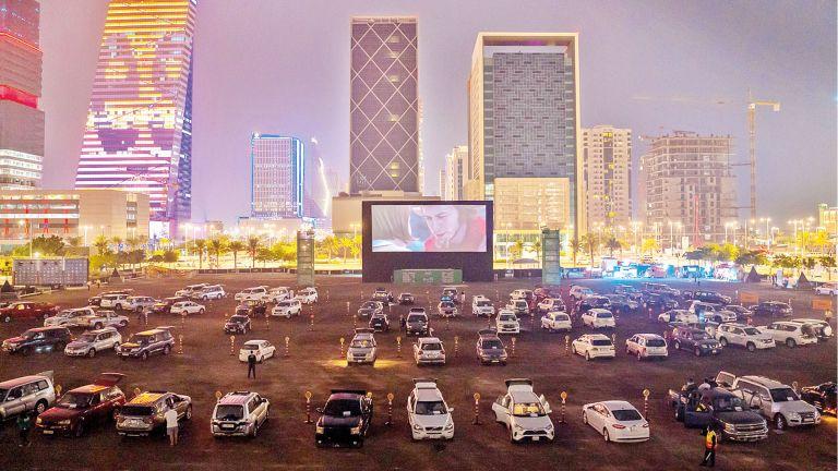 Photo of الدوحة للأفلام تقدم عروضها في صحراء كاليفورنيا