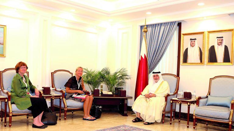Photo of قطر والسويد تبحثان إنشاء مجموعة صداقة برلمانية