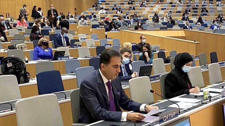 Photo of التزام قطري راسخ بدعم مفوضية اللاجئين