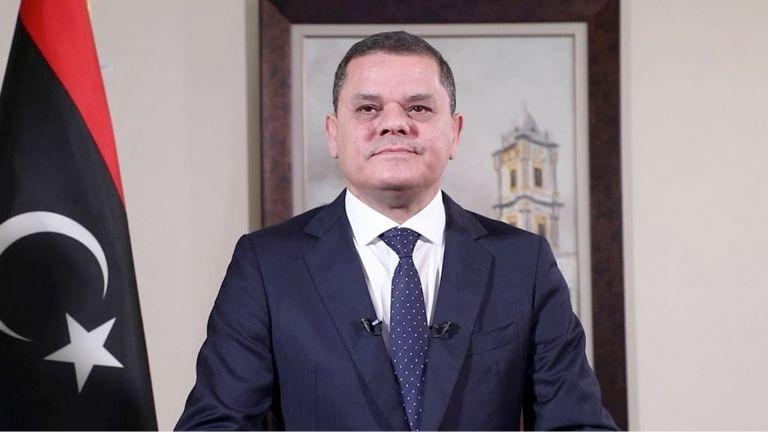 Photo of رئيس حكومة الوحدة الوطنية الليبي يصل الدوحة
