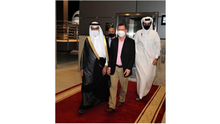 Photo of نائب رئيس كوستاريكا يصل إلى الدوحة