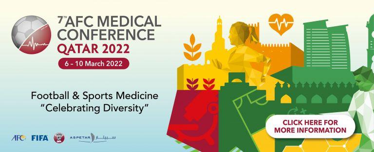 """Photo of الإعلان عن المشاركين في المؤتمر الطبي السابع للاتحاد الآسيوي """"قطر 2022"""""""