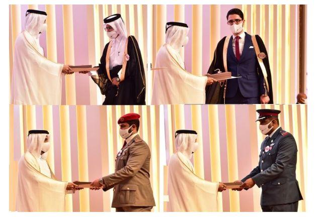 Photo of جامعة قطر تحتفل بتخريج طلاب الدفعة الرابعة والأربعين