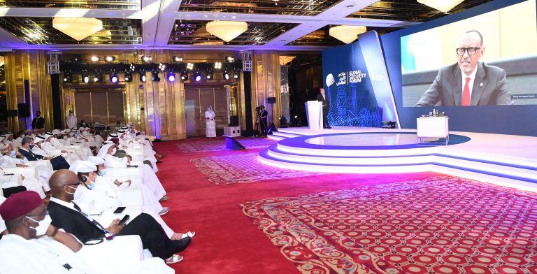 Photo of انطلاق فعاليات النسخة الرابعة من منتدى الأمن العالمي 2021 بالدوحة