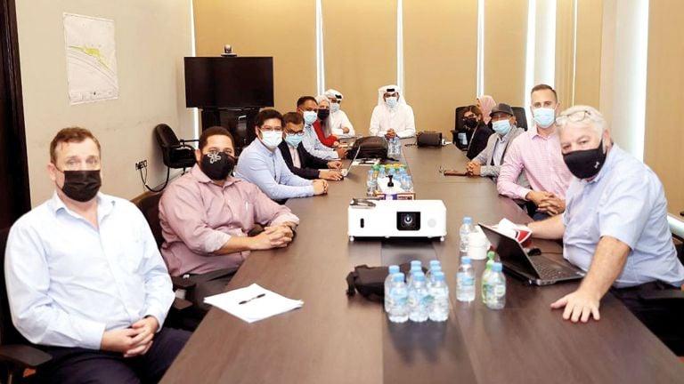 Photo of إطلاق مشروع ضمان الصحة والسلامة في قطر 2022