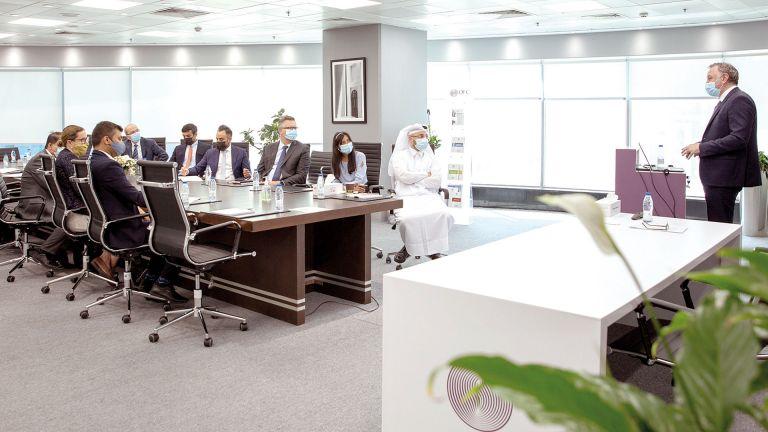 Photo of «قطر للمال» يستعرض اللوائح الجديدة لحماية البيانات