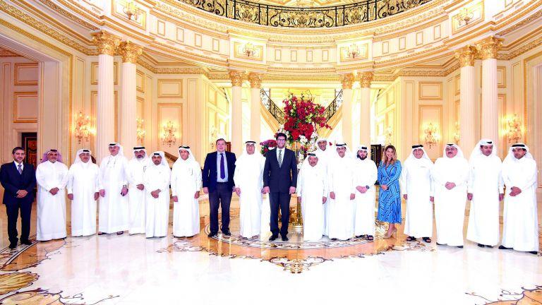 Photo of الرابطة تعزز التجارة والاستثمار مع المملكة المتحدة