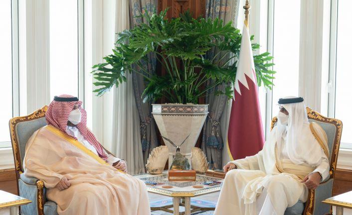 Photo of صاحب السمو يستقبل سمو الأمير تركي بن محمد آل سعود