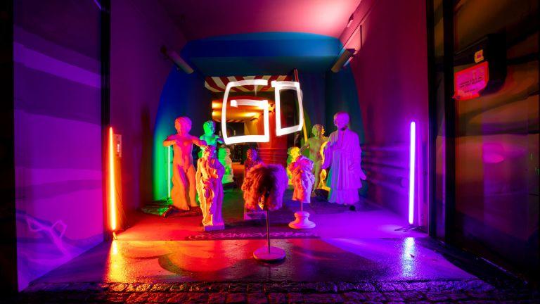 Photo of معرض للفنّ الحضري والافتراضي في برلين