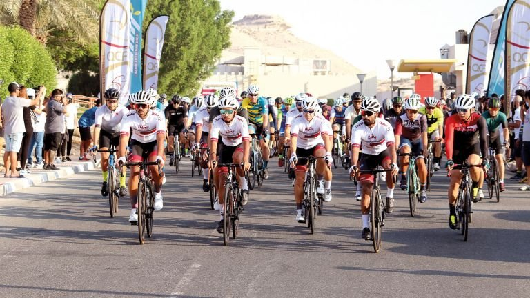 Photo of بداية قوية لدوري الدراجات الهوائية