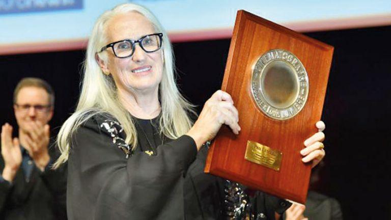 Photo of جائزة لوميير للمخرجة جين كامبيون