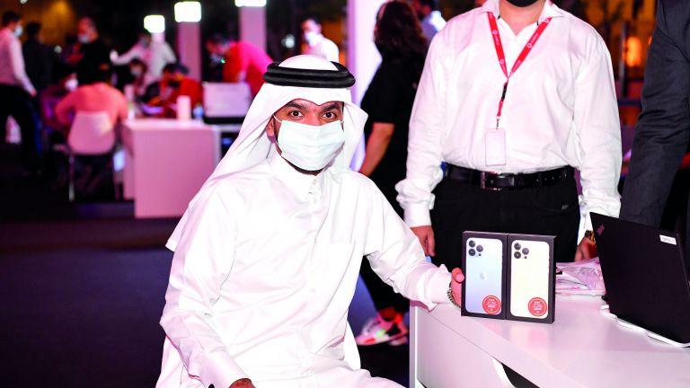 Photo of فودافون قطر تطلق رسميًا IPHONE 13