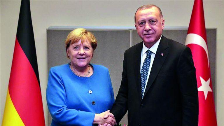 Photo of أردوغان يأمل في علاقات جيدة مع الحكومة الألمانية الجديدة