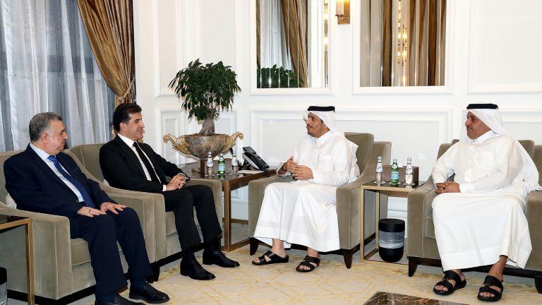 Photo of نائب رئيس الوزراء يعزز العلاقات مع العراق