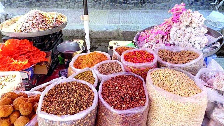 Photo of كشمير الهندية.. أرض أطعمة الشوارع الفريدة