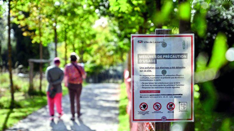 Photo of تلوث الديوكسين يعكر صفو الحياة في لوزان السويسرية