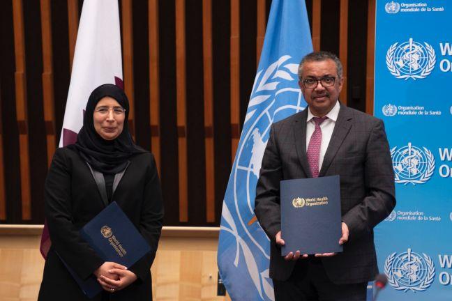 Photo of قطر والصحة العالمية تتعاونان من أجل الحفاظ على الصحة والسلامة في مونديال 2022