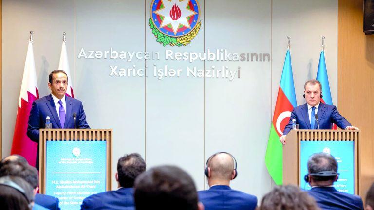 Photo of نتطلع لزيادة التعاون الاقتصادي والاستثماري مع أذربيجان