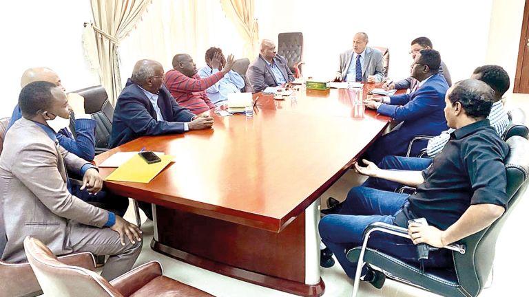 Photo of تجهيزات خاصة لدعم منتخب السودان