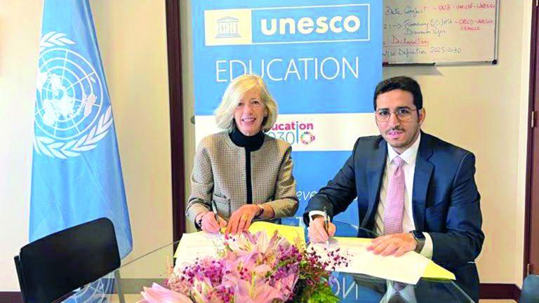 Photo of قطر تعزّز جهود اليونسكو لمحاربة خطاب الكراهية من خلال التعليم