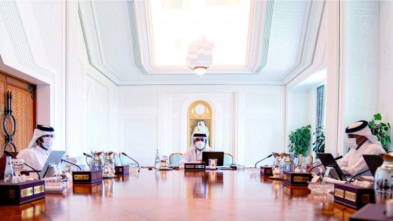 Photo of صاحب السمو يترأس اجتماع المجلس الأعلى للشؤون الاقتصادية والاستثمار