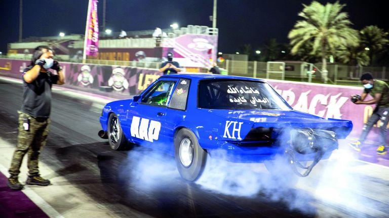 """Photo of انطلاق فعالية """"الرول ريس"""" بنادي قطر لسباق السيارات والدراجات النارية غداً"""