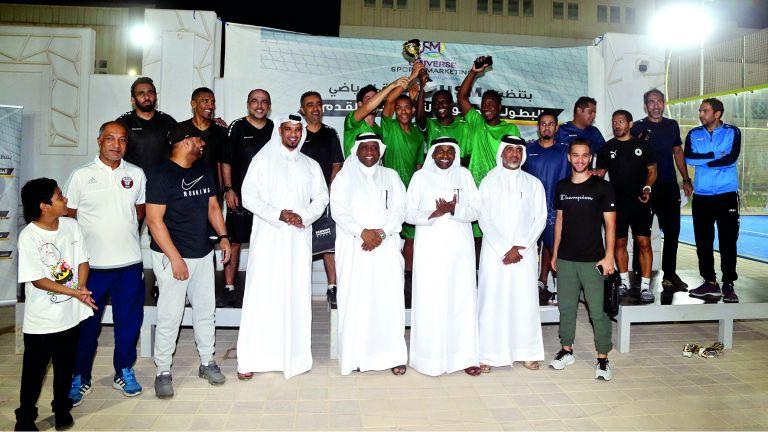 Photo of «ساحل العاج» بطلًا لتنس كرة القدم