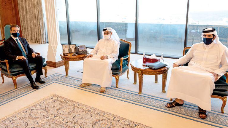 Photo of «كريديت سويس» توسع أعمالها في قطر