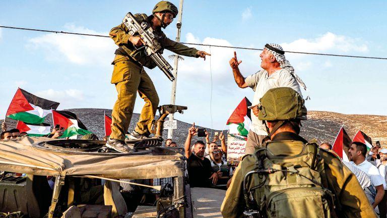 Photo of تسوية قضية الشرق الأوسط على أساس القانون الدولي