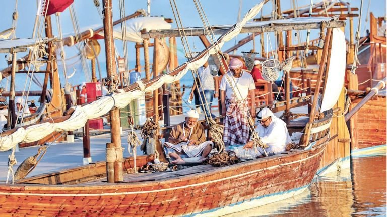 Photo of انطلاق مهرجان المحامل التقليدية.. 30 نوفمبر