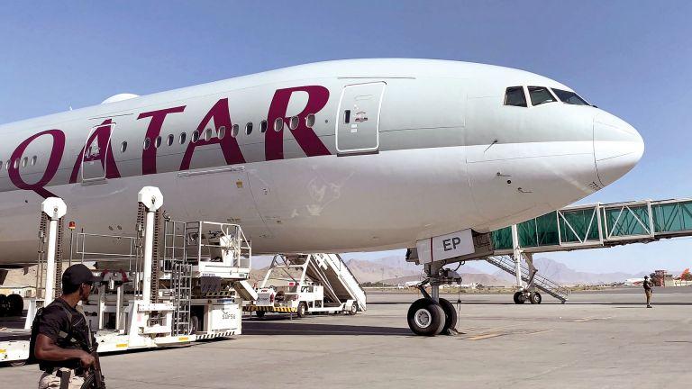 Photo of نشكر قطر لدعمها في إجلاء الفرنسيين من أفغانستان