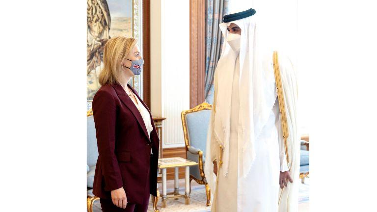 Photo of بريطانيا تشكر قطر على إجلاء رعاياها من أفغانستان