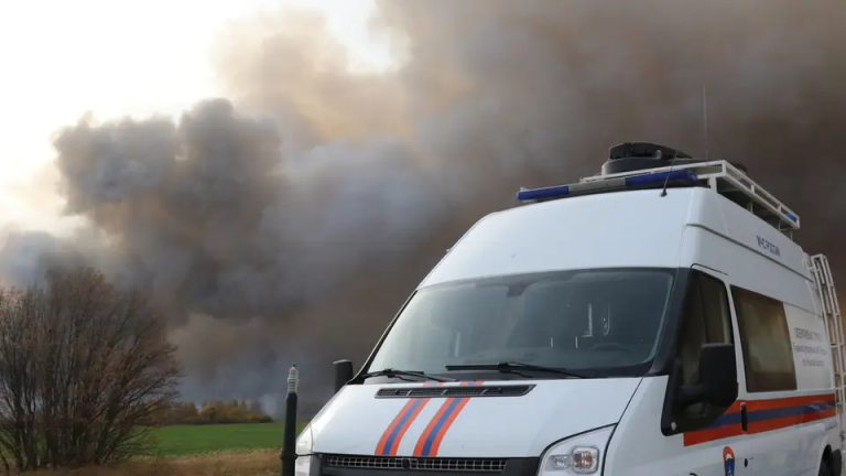 Photo of مصرع 7 أشخاص جراء انفجار في مصنع بروسيا