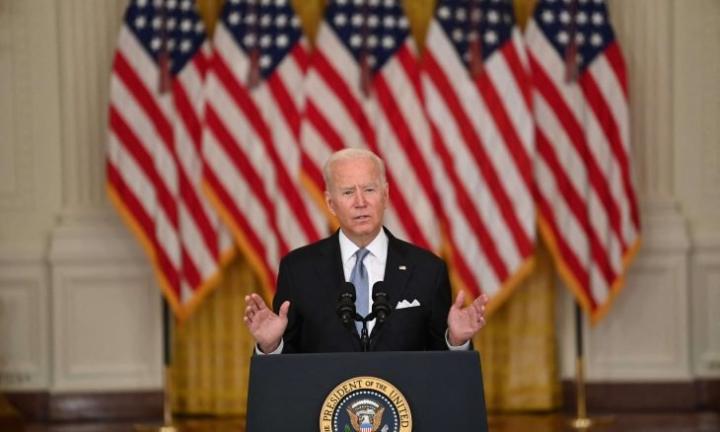 Photo of الرئيس الأمريكي يؤكد التزام بلاده بالدفاع عن تايوان