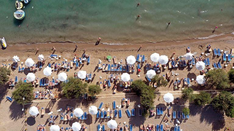 Photo of «ديدم» التركية.. وجهة سياحية لعطلة «دافئة» في الخريف