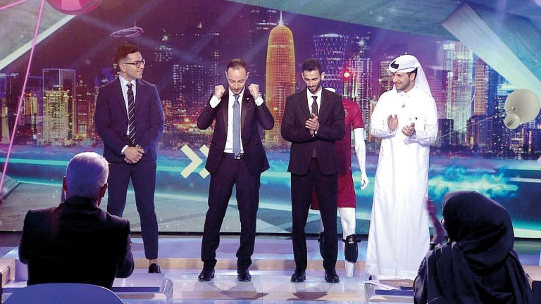 Photo of رياض عبدالهادي يحصد لقب «أفضل مبتكر عربي»