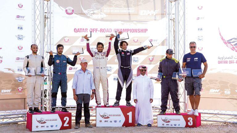 Photo of تفوق قطري في ثاني جولات السباقات الصحراوية