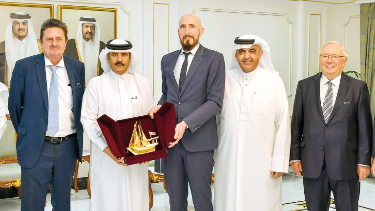 Photo of 23 % نمو التجارة بين قطر وألمانيا