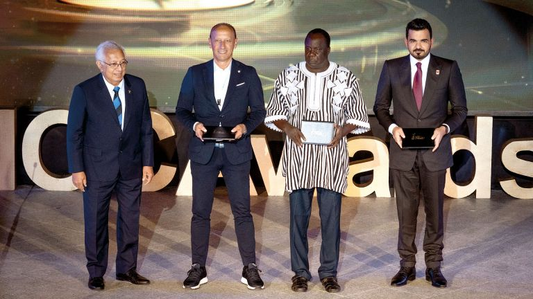 Photo of الأولمبية القطرية تفوز بجائزة اللجنة المتقدمة