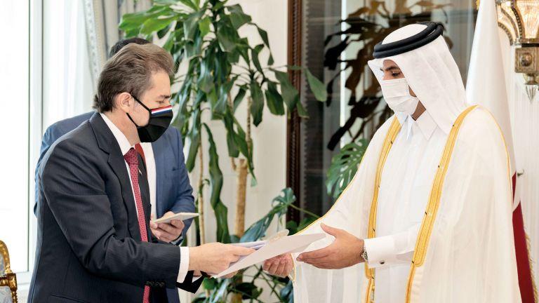 Photo of قطر وباراغواي تعززان التعاون التجاري والاستثماري