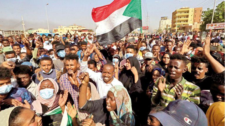 Photo of قطر تتابع بقلق التطورات الحالية في السودان