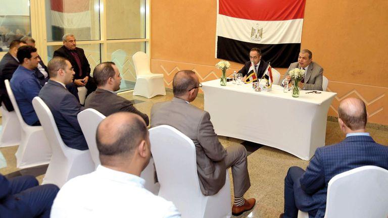 Photo of العلاقات القطرية المصرية عميقة ومتينة