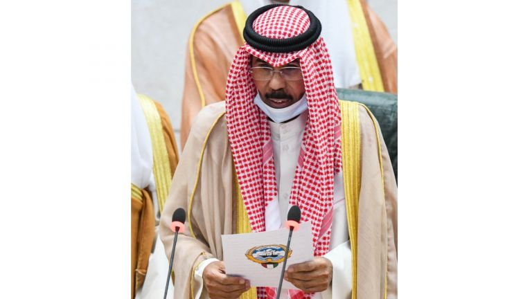 Photo of أمير الكويت يفتتح دور الانعقاد الثاني لمجلس الأمة