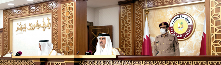Photo of اهتمام إعلامي عربي وعالمي واسع بالخطاب الشامل لسمو الأمير أمام مجلس الشورى