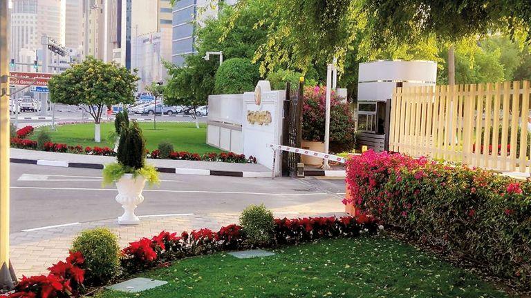 Photo of تجميل الحديقة الخارجية لمجلس الشورى